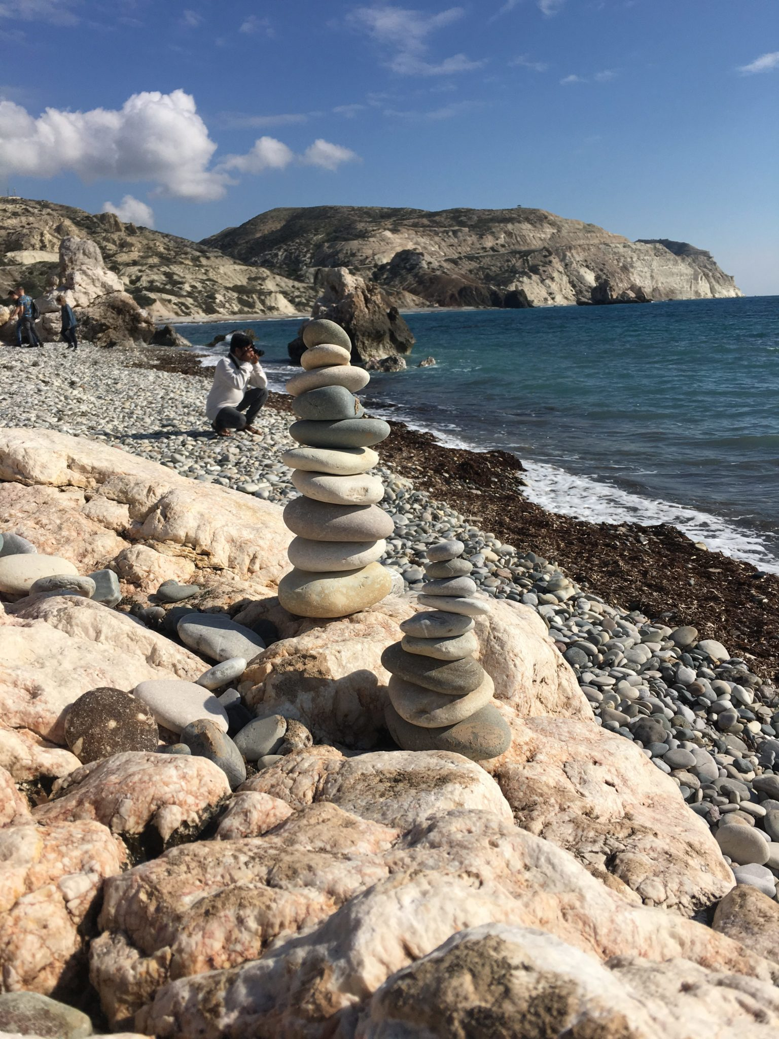 @ Petra tou Romiou: Aphrodite's Rock