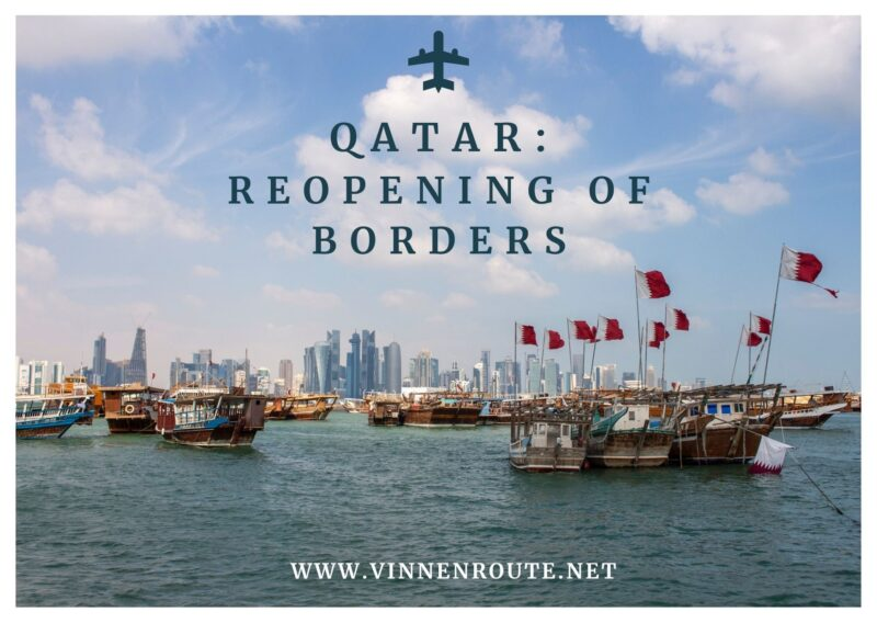 Qatar Reopening of Borders
