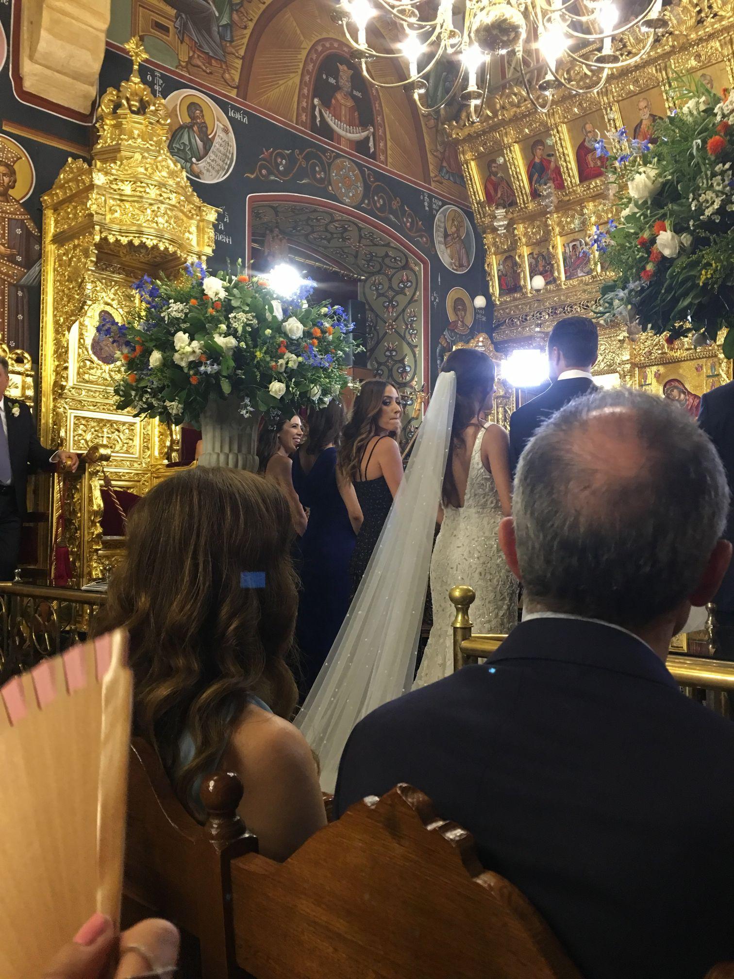 Orthodox Wedding Cyprus
